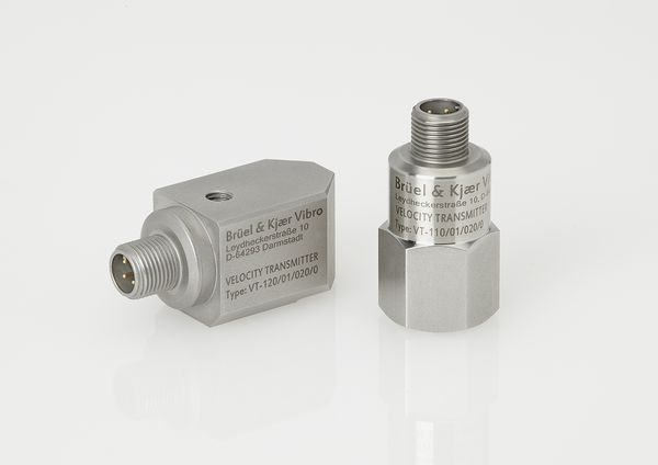 Picture of Case Vibration Transmitters VT-110 and VT-120