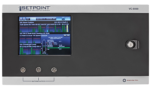 Setpoint MPS Rack